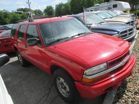 2004 Chevrolet Blazer for sale in North Ridgeville, OH
