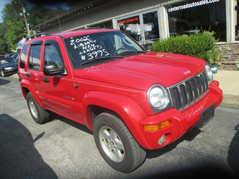 2002 Jeep Liberty for sale in North Ridgeville, OH