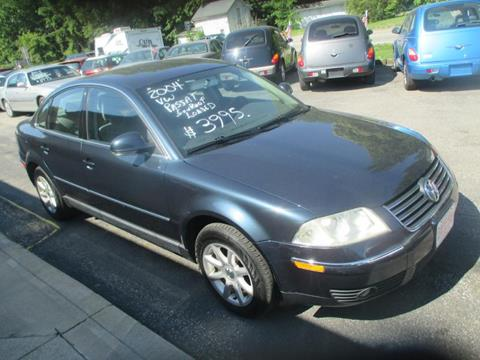 2004 Volkswagen Passat for sale in North Ridgeville, OH