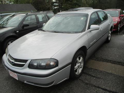 2003 Chevrolet Impala for sale in North Ridgeville, OH
