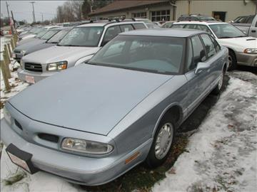 1996 Oldsmobile Eighty-Eight for sale in North Ridgeville, OH
