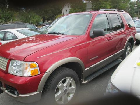 2004 Ford Explorer for sale in North Ridgeville, OH