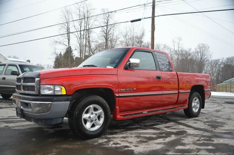 1997 dodge ram pickup 1500 laramie slt 2dr extended cab sb in fly creek ny daniels auto sales. Black Bedroom Furniture Sets. Home Design Ideas