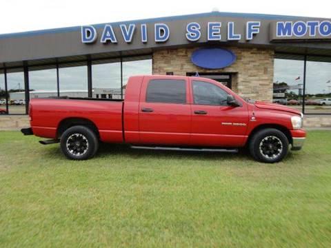 2006 Dodge Ram Pickup 3500 for sale in Winnie, TX