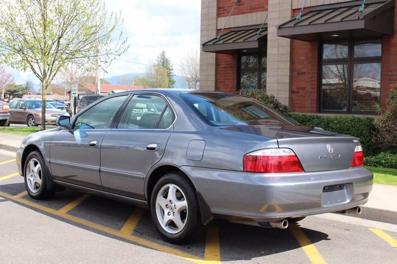 2002 Acura TL 3.2 4dr Sedan - Lynden WA