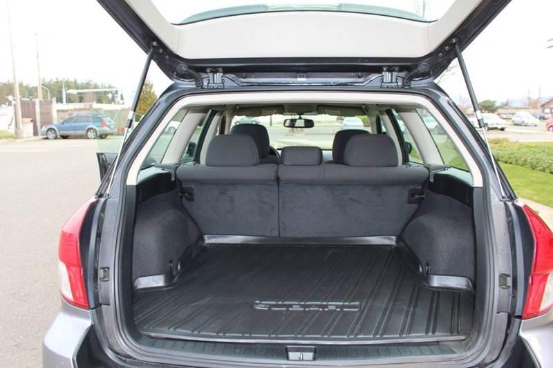 2009 Subaru Outback 2.5i Special Edition AWD 4dr Wagon 5M - Lynden WA