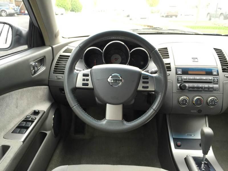 2006 Nissan Altima 2.5 S 4dr Sedan w/Automatic - Lynden WA