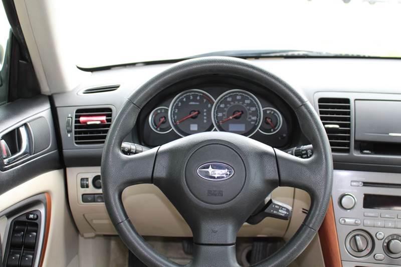 2006 Subaru Outback AWD 2.5i 4dr Wagon w/Automatic - Lynden WA