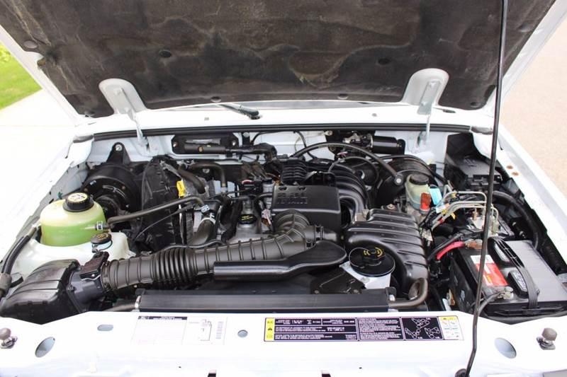 2002 Ford Ranger 2dr Standard Cab XLT 2WD SB - Lynden WA