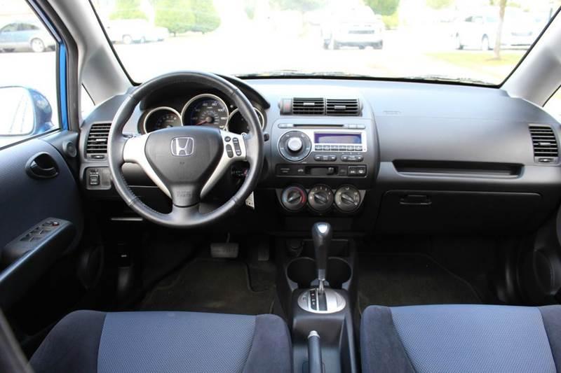 2008 Honda Fit Sport 4dr Hatchback 5A - Lynden WA
