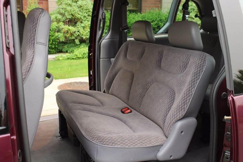 2000 Chrysler Grand Voyager 4dr Extended Mini-Van - Lynden WA