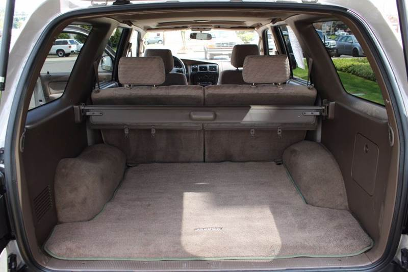 1998 Toyota 4Runner SR5 4dr 4WD SUV - Lynden WA
