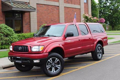 2004 Toyota Tacoma for sale in Lynden, WA