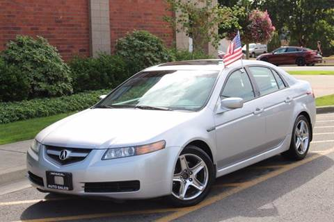 2006 Acura TL for sale in Lynden, WA