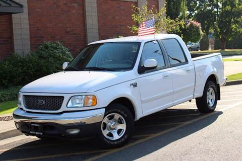 2003 Ford F-150 for sale in Lynden, WA