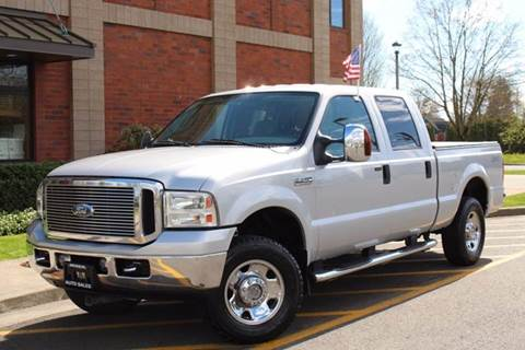 2007 Ford F-250 Super Duty for sale in Lynden, WA