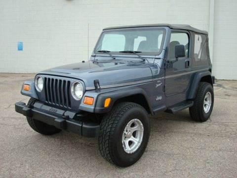 2001 jeep wrangler for sale. Black Bedroom Furniture Sets. Home Design Ideas