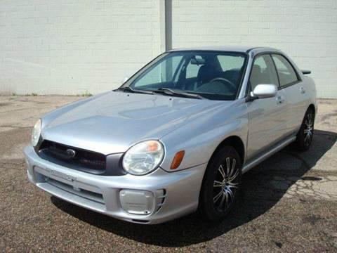 2003 Subaru Impreza for sale in Loveland, CO