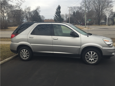 2006 Buick Rendezvous for sale in Elgin, IL