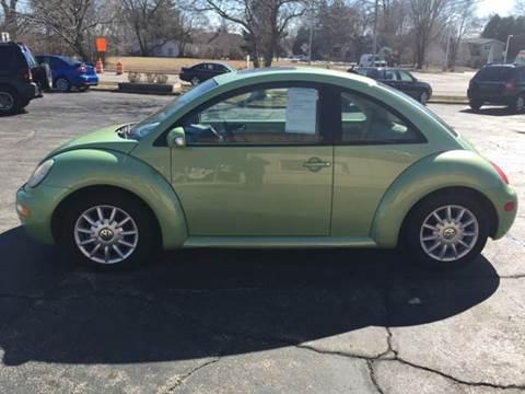 2005 Volkswagen New Beetle for sale in Elgin, IL