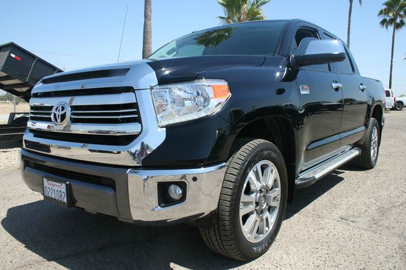 2016 toyota tundra 1794 edition 4x4 crewmax cab pickup short bed in kingsburg ca utility. Black Bedroom Furniture Sets. Home Design Ideas