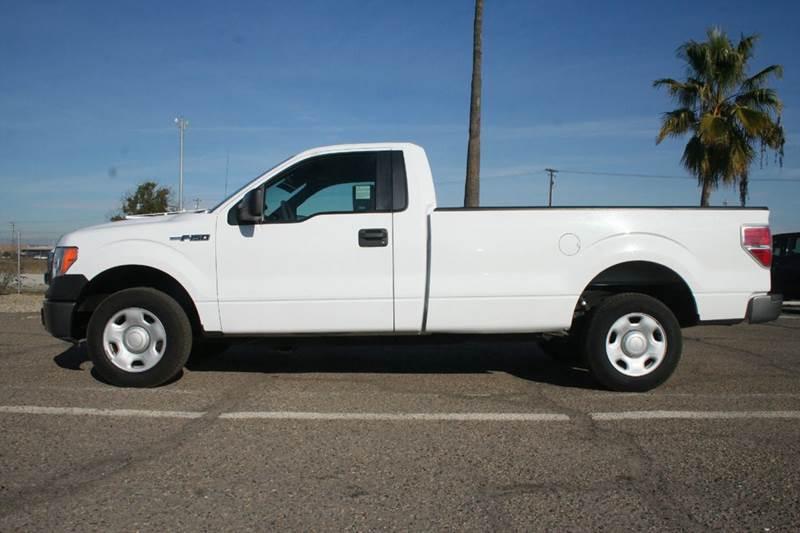 Fresno Truck Center >> 2009 Ford F-150 XL 4x2 2dr Regular Cab Styleside 8 ft. LB In Kingsburg CA - Utility Trucks ...