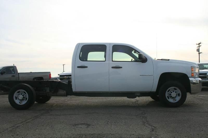 2009 Chevrolet Silverado 2500 CAB CHASSIS WORK TRUCK In Kingsburg CA - Utility Trucks / Service ...