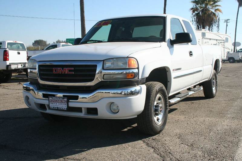 2007 gmc sierra 2500hd classic ext cab longbed excellent. Black Bedroom Furniture Sets. Home Design Ideas