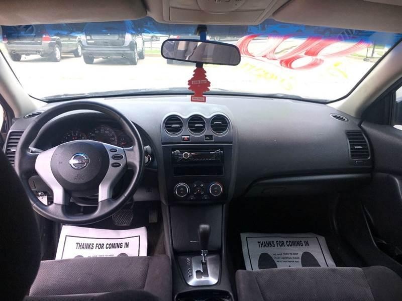 2008 Nissan Altima 2.5 S 4dr Sedan CVT - Norcross GA