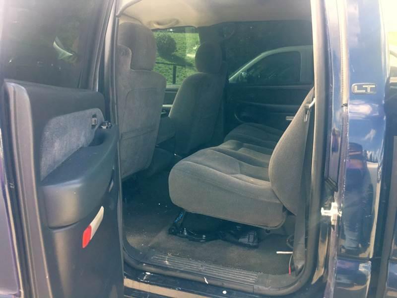 2006 Chevrolet Silverado 1500 LS2 4dr Crew Cab 4WD 5.8 ft. SB - Norcross GA