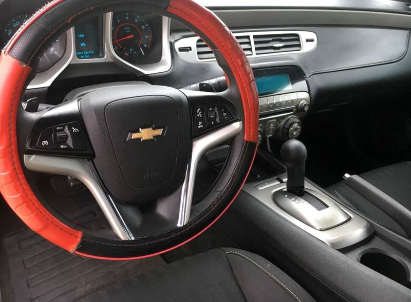 2013 Chevrolet Camaro LS 2dr Coupe w/2LS - Norcross GA