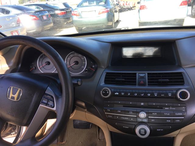 2010 Honda Accord LX 4dr Sedan 5A - Norcross GA
