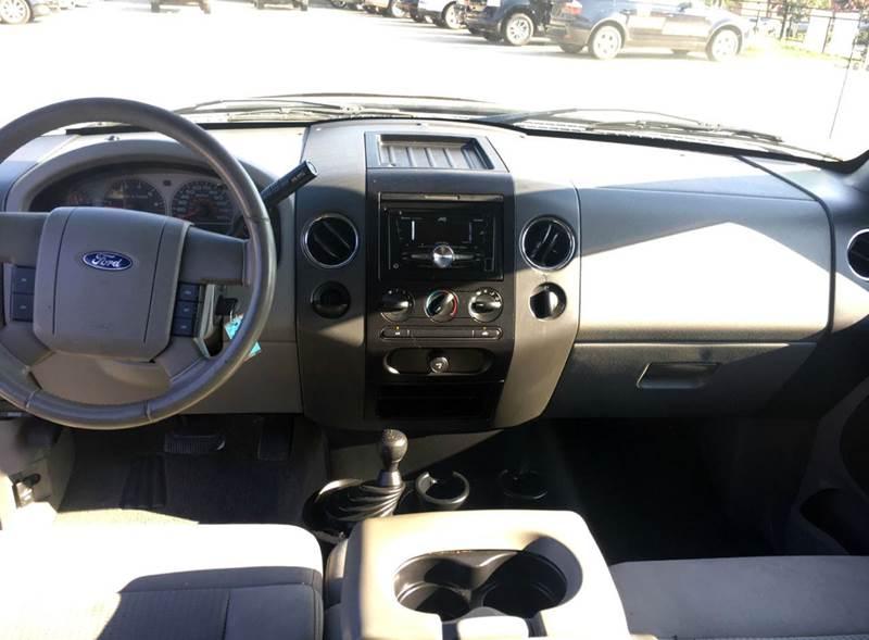 2008 Ford F-150 4x4 XLT 4dr SuperCab Styleside 5.5 ft. SB - Norcross GA