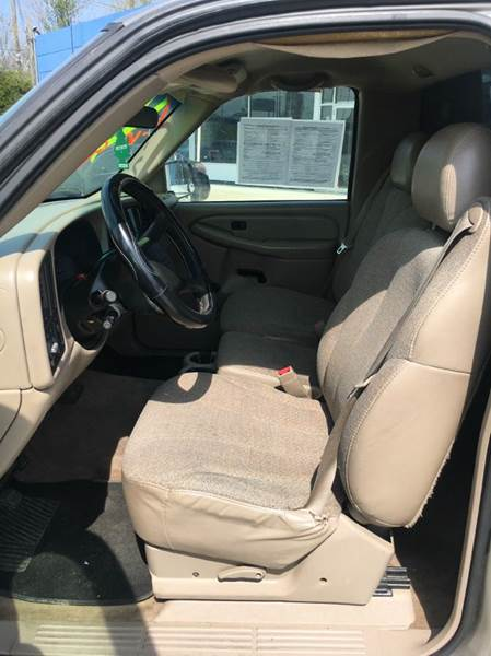 2002 GMC Sierra 1500 2dr Standard Cab 2WD LB - Norcross GA