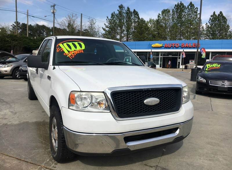 2007 Ford F-150 FX2 4dr SuperCab Styleside 5.5 ft. SB - Norcross GA