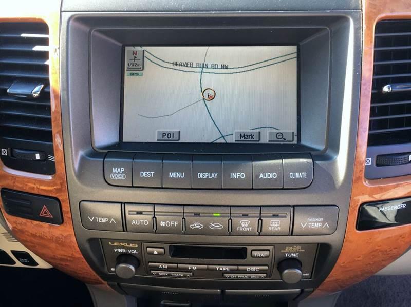 2004 Lexus GX 470 4WD 4dr SUV - Norcross GA