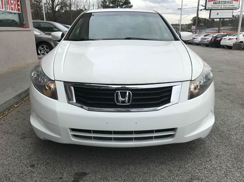 2009 Honda Accord LX-P 4dr Sedan 5A - Norcross GA