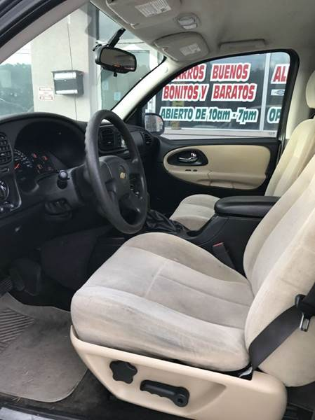 2005 Chevrolet TrailBlazer LS 4dr SUV - Norcross GA