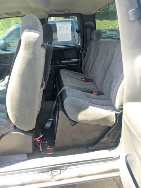 2003 Chevrolet Silverado 1500 4dr Extended Cab LS 4WD LB - Norcross GA