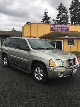 2003 GMC Envoy for sale in Everett, WA