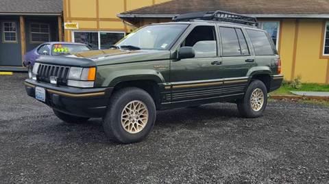 1995 jeep grand cherokee for sale riverside ca. Black Bedroom Furniture Sets. Home Design Ideas