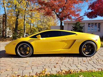 2004 Lamborghini Gallardo for sale in Willimantic, CT