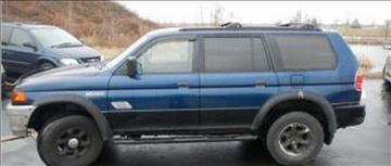 1999 Mitsubishi Montero Sport for sale in Taylorville, IL