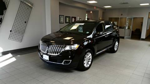 2014 Lincoln MKX for sale in Freehold NJ