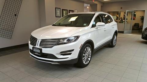 2015 Lincoln MKC for sale in Freehold NJ