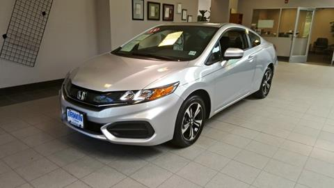 2015 Honda Civic for sale in Freehold NJ