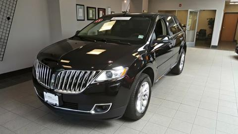 2015 Lincoln MKX for sale in Freehold, NJ