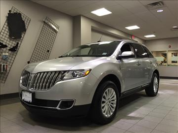 2013 Lincoln MKX for sale in Freehold, NJ