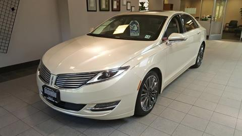 2016 Lincoln MKZ for sale in Freehold NJ