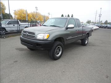 2000 Toyota Tundra for sale in Eugene, OR